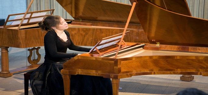 Petra Somlai (Fortepiano) - 4 april